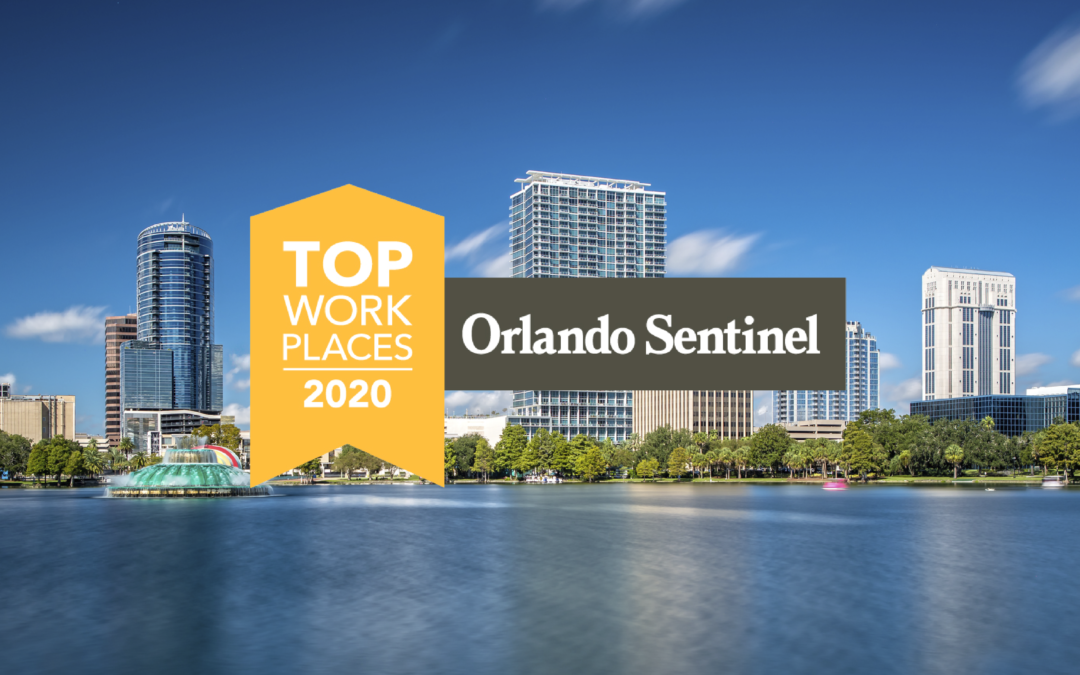 Web Benefits Design Celebrates Top Workplace 2020 Award