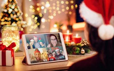 Throwing a Virtual Holiday Party Your Employees Will Love