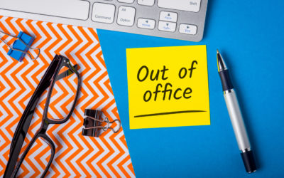 Getting Employees to Take Time Off